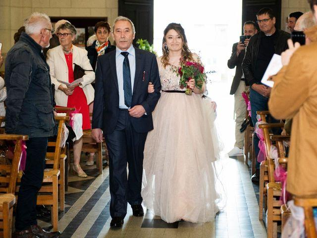 Le mariage de Olivier et Iulia à Flers, Orne 46