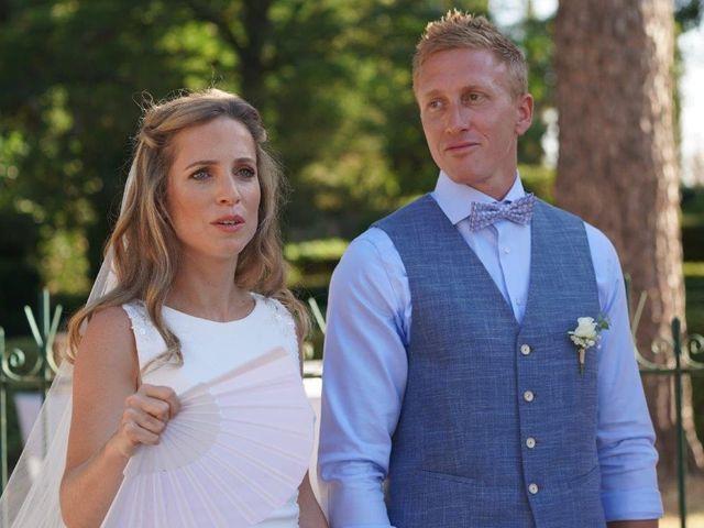 Le mariage de Mathilde et Pierrick