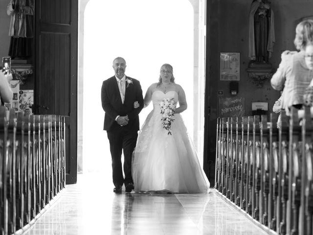Le mariage de Clément et Julia à Sand, Bas Rhin 3