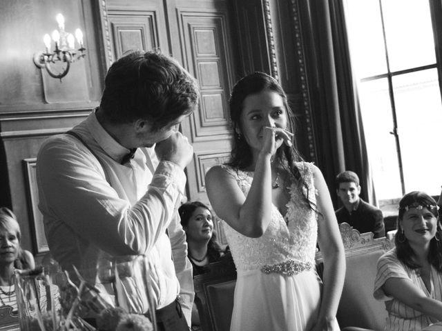 Le mariage de Julien et Meghann à Angoulême, Charente 14