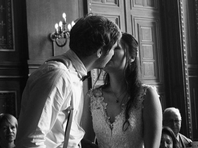 Le mariage de Julien et Meghann à Angoulême, Charente 15