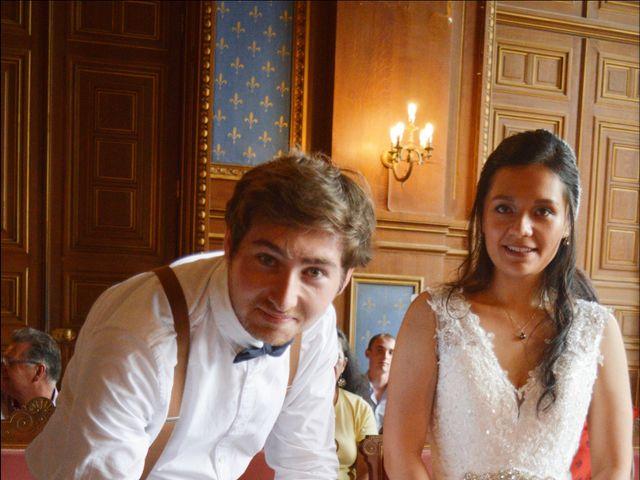 Le mariage de Julien et Meghann à Angoulême, Charente 16