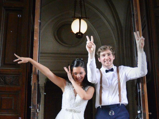 Le mariage de Julien et Meghann à Angoulême, Charente 22