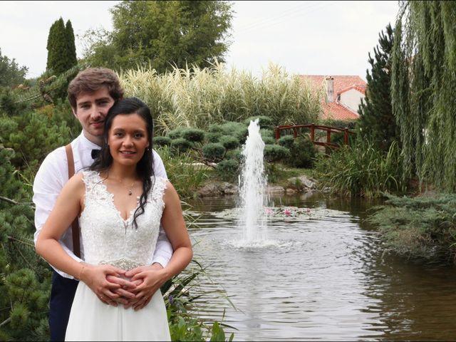 Le mariage de Julien et Meghann à Angoulême, Charente 34