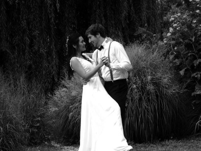 Le mariage de Julien et Meghann à Angoulême, Charente 35