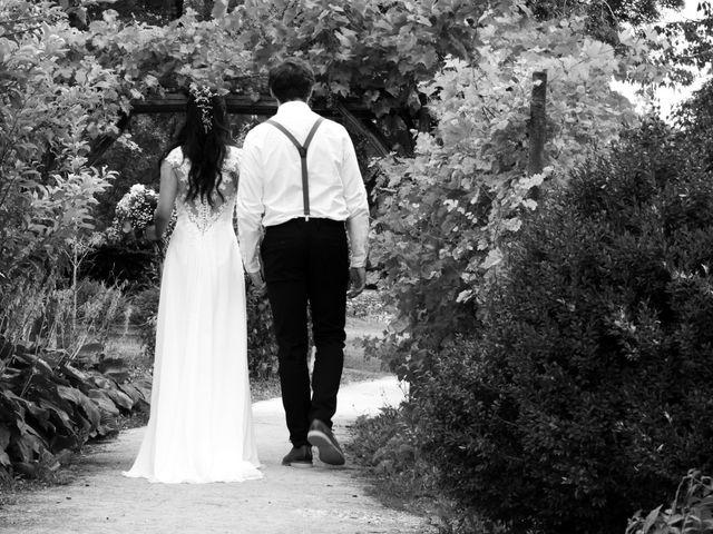 Le mariage de Julien et Meghann à Angoulême, Charente 36