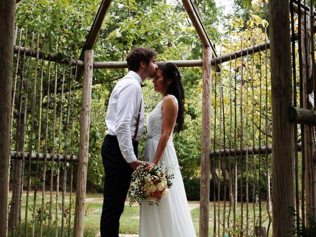 Le mariage de Julien et Meghann à Angoulême, Charente 37