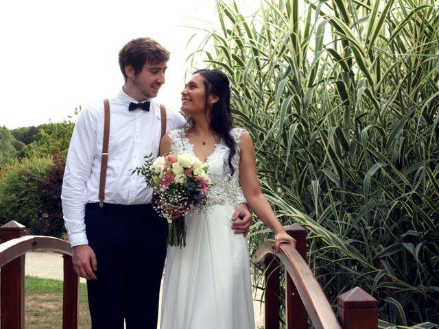 Le mariage de Julien et Meghann à Angoulême, Charente 38