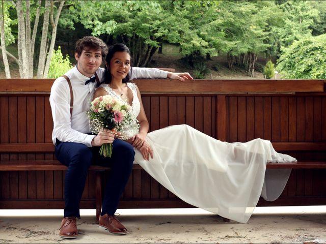 Le mariage de Meghann et Julien