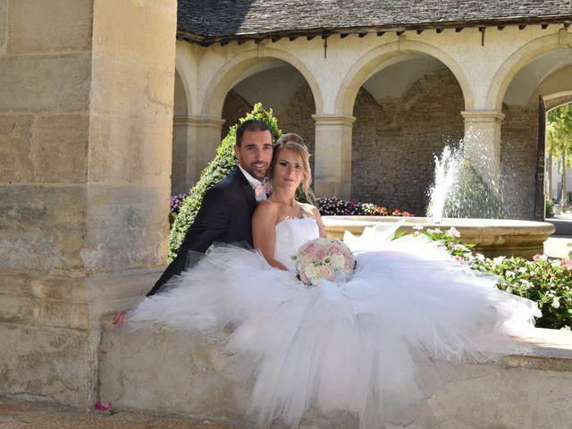 Le mariage de Angélique et William