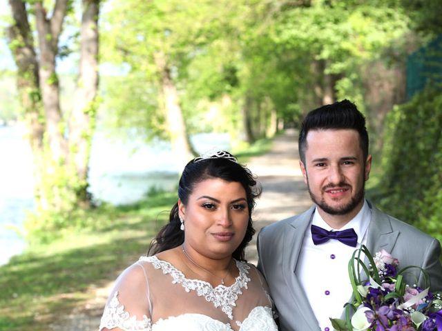Le mariage de Kévin et Salma à Moissy-Cramayel, Seine-et-Marne 3