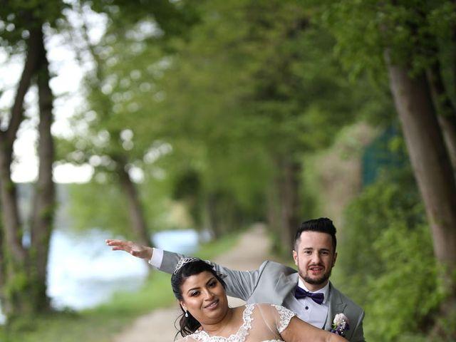 Le mariage de Kévin et Salma à Moissy-Cramayel, Seine-et-Marne 2