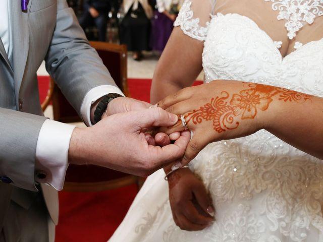 Le mariage de Kévin et Salma à Moissy-Cramayel, Seine-et-Marne 20