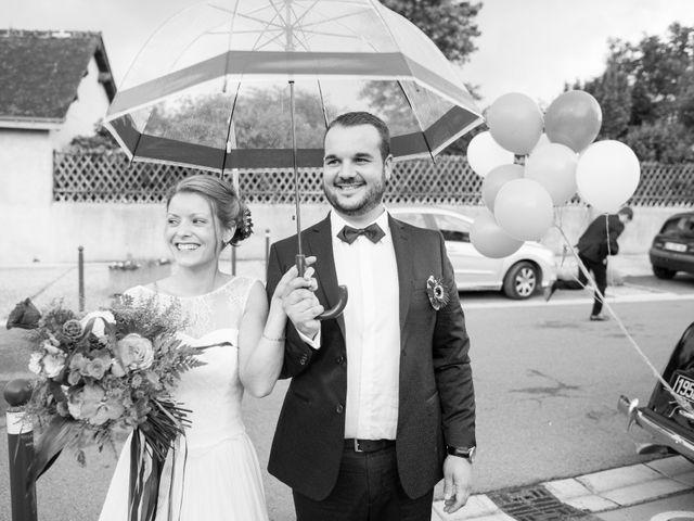 Le mariage de Maxime et Lucile à Pernay, Indre-et-Loire 12