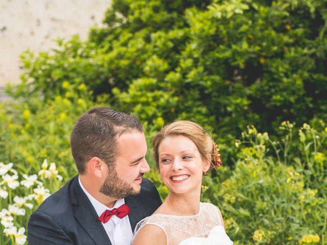 Le mariage de Maxime et Lucile à Pernay, Indre-et-Loire 19