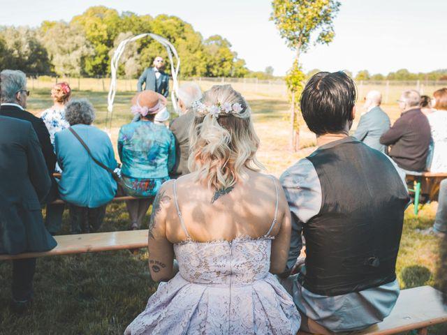 Le mariage de Quentin et Laura à Fort-Louis, Bas Rhin 11