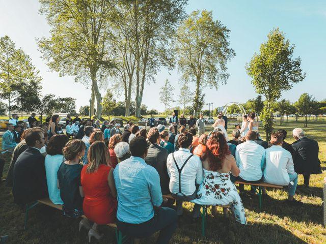 Le mariage de Quentin et Laura à Fort-Louis, Bas Rhin 12