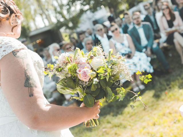 Le mariage de Quentin et Laura à Fort-Louis, Bas Rhin 14