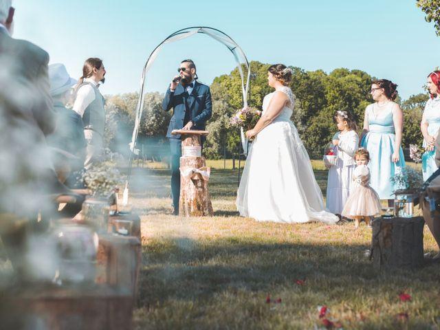 Le mariage de Quentin et Laura à Fort-Louis, Bas Rhin 16