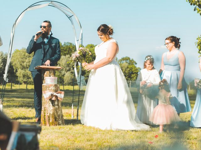 Le mariage de Quentin et Laura à Fort-Louis, Bas Rhin 17