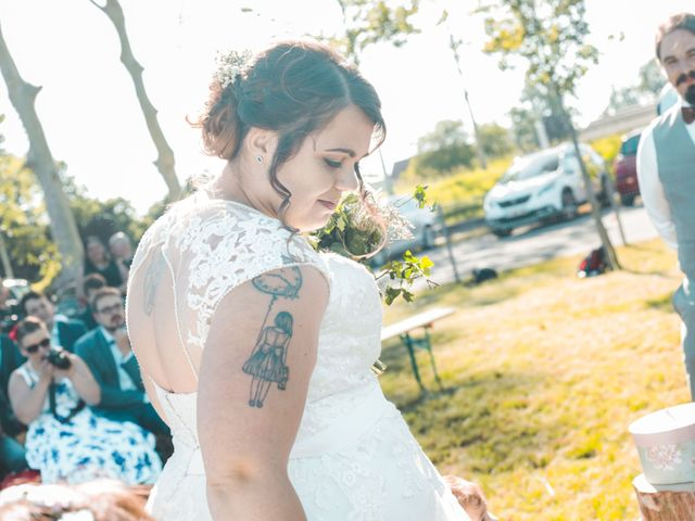Le mariage de Quentin et Laura à Fort-Louis, Bas Rhin 20
