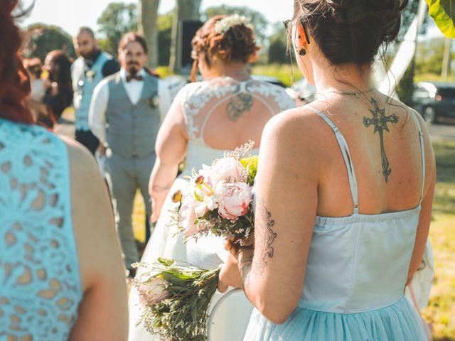 Le mariage de Quentin et Laura à Fort-Louis, Bas Rhin 22