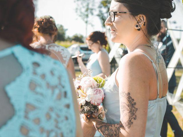 Le mariage de Quentin et Laura à Fort-Louis, Bas Rhin 23