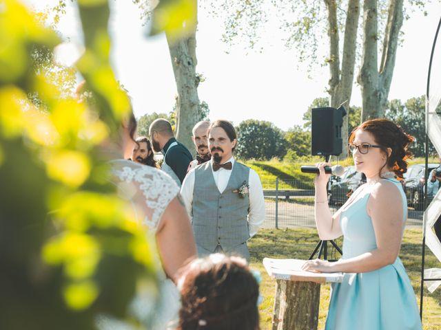Le mariage de Quentin et Laura à Fort-Louis, Bas Rhin 24