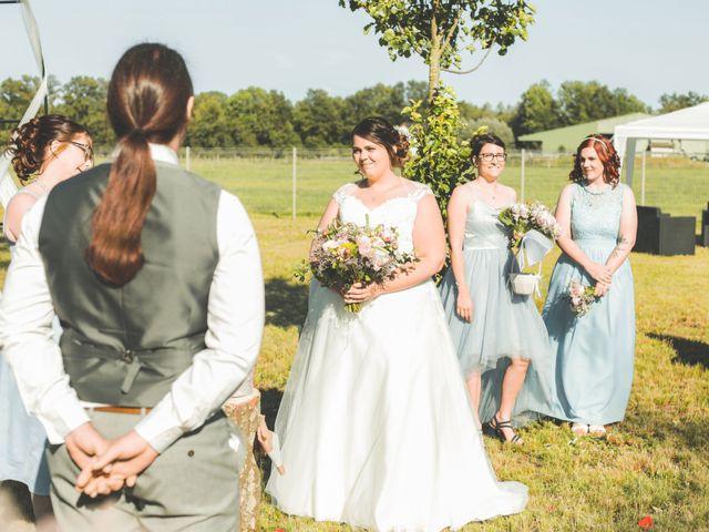 Le mariage de Quentin et Laura à Fort-Louis, Bas Rhin 25