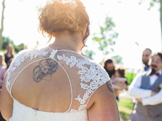 Le mariage de Quentin et Laura à Fort-Louis, Bas Rhin 27
