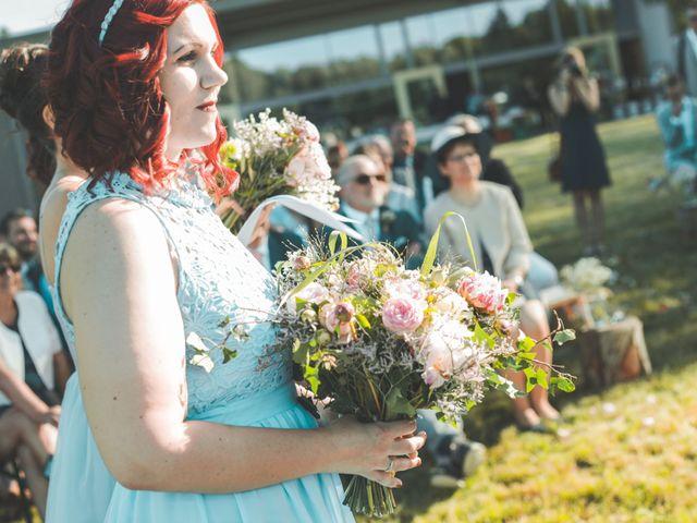 Le mariage de Quentin et Laura à Fort-Louis, Bas Rhin 31