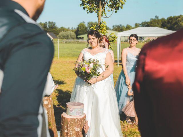 Le mariage de Quentin et Laura à Fort-Louis, Bas Rhin 32