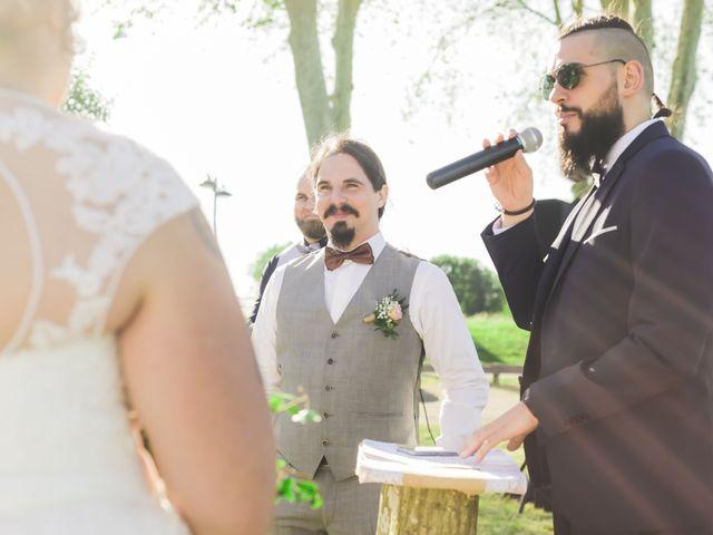 Le mariage de Quentin et Laura à Fort-Louis, Bas Rhin 33