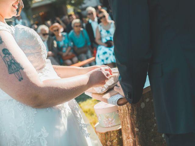 Le mariage de Quentin et Laura à Fort-Louis, Bas Rhin 34