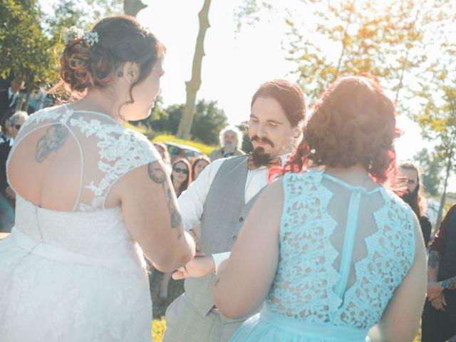 Le mariage de Quentin et Laura à Fort-Louis, Bas Rhin 36