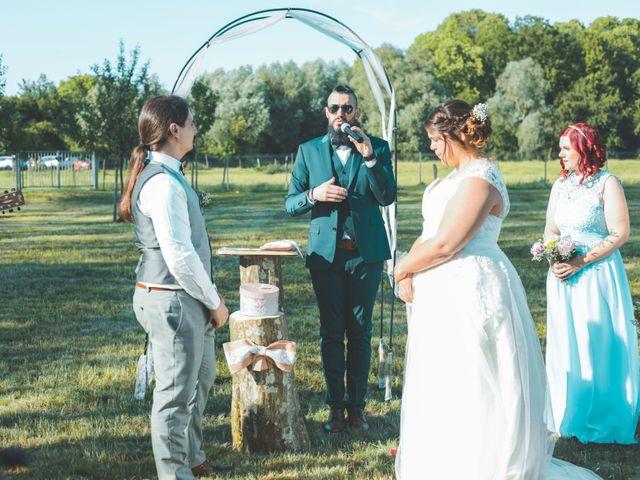 Le mariage de Quentin et Laura à Fort-Louis, Bas Rhin 1