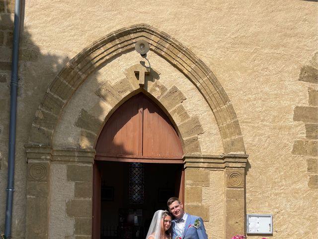 Le mariage de Mathieu et Julie à Miélan, Gers 1