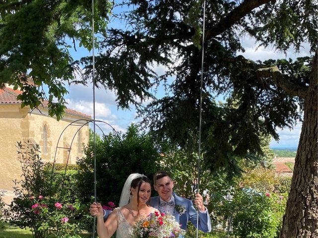 Le mariage de Mathieu et Julie à Miélan, Gers 3