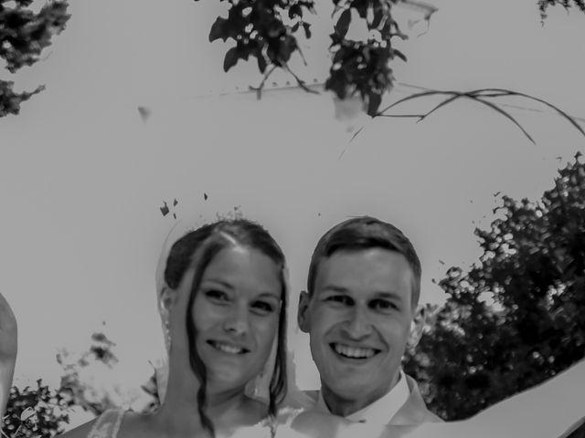 Le mariage de Mathieu et Julie à Miélan, Gers 15