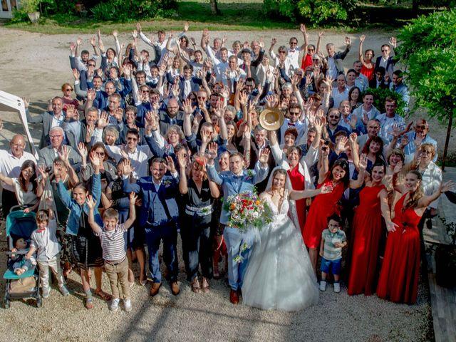 Le mariage de Julie et Mathieu