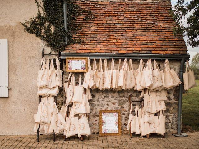 Le mariage de Sullivan et Mathilde  à Rouziers-de-Touraine, Indre-et-Loire 14