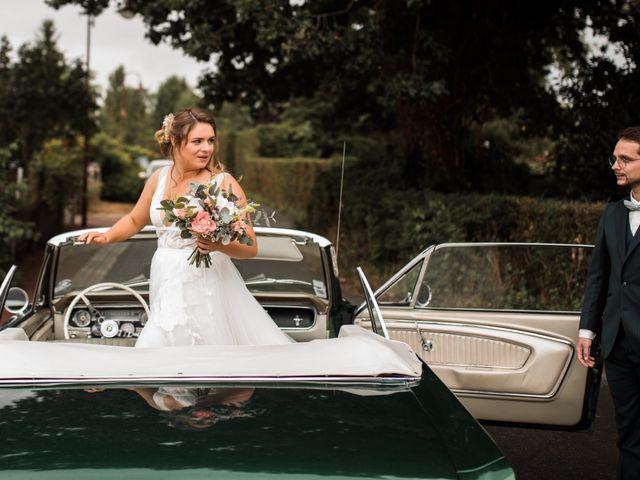 Le mariage de Sullivan et Mathilde  à Rouziers-de-Touraine, Indre-et-Loire 29