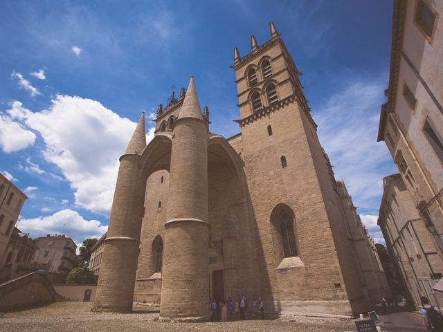 Le mariage de Michel et Alexandra à Montpellier, Hérault 10