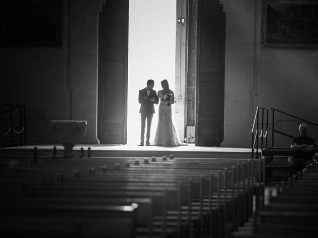 Le mariage de Michel et Alexandra à Montpellier, Hérault 12