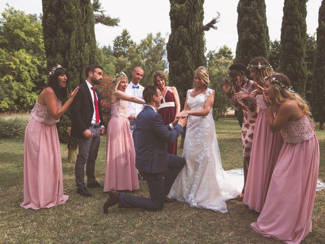 Le mariage de Michel et Alexandra à Montpellier, Hérault 23