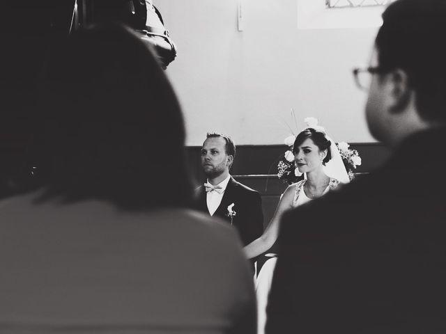 Le mariage de Benjamin et Laura à Gries, Bas Rhin 2