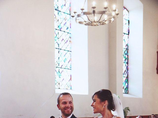 Le mariage de Benjamin et Laura à Gries, Bas Rhin 5