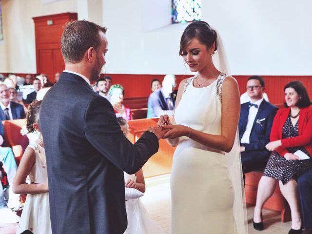 Le mariage de Benjamin et Laura à Gries, Bas Rhin 7