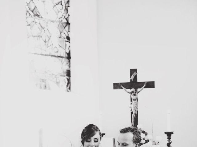 Le mariage de Benjamin et Laura à Gries, Bas Rhin 8