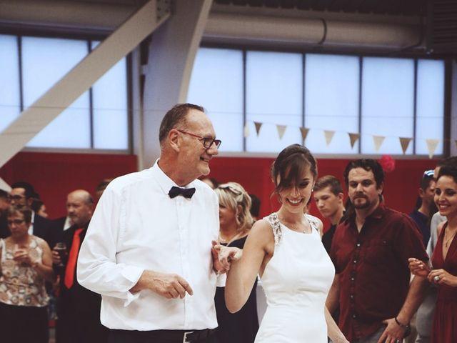 Le mariage de Benjamin et Laura à Gries, Bas Rhin 23